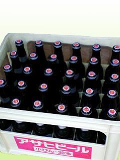 アサヒ スーパードライ 小瓶 344ml