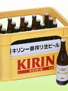 キリン 一番搾り 中瓶 500ml