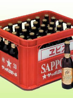 サッポロ ヱビスビール 小瓶 334ml