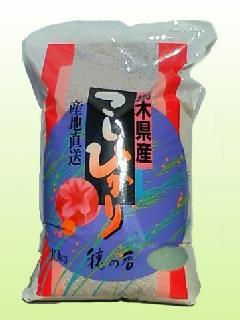 25年度産 栃木県さくら市産コシヒカリ10Kg
