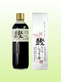 日本丸天醤油 特選素材 鰹しょうゆ 600ml