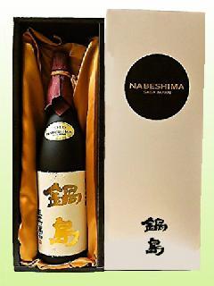 鍋島 純米大吟醸 ホワイト 特A山田錦35% 1800ml