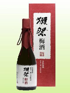 獺祭梅酒 720ml 8度 コラボ 限定 日本酒 獺祭 梅酒 だっさい