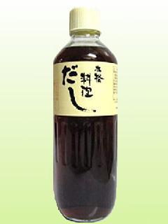 日本丸天醤油 本格 料理だし 600ml