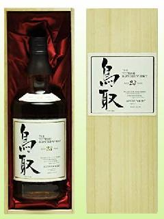 国産ウイスキー マツイ ブレンド ウイスキー 鳥取 23年 50度 700ml 箱付 鳥取 地酒