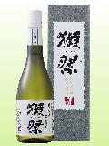 獺祭(だっさい) 純米大吟醸 磨き三割九分 DX箱入り 720ml
