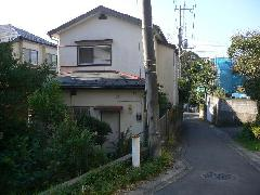 木造解体 神奈川県横浜市