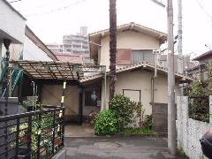 木造解体 東京都小金井市