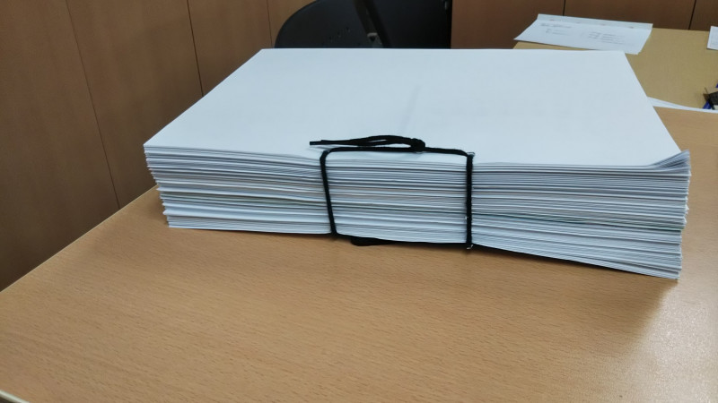 1案件の相続税申告