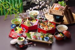 京懐石-春日和(はるびより)