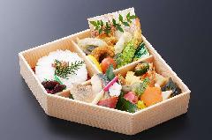 ◆ 京弁当 宅配用 (No.303)