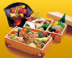寿二段【正月特別料理】