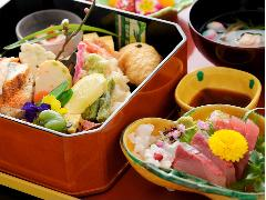 大徳寺弁当(茶碗蒸し無し)