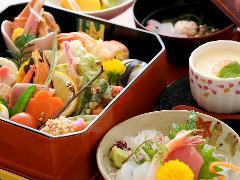 大徳寺弁当(茶碗蒸し付き)