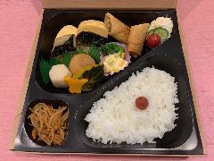 スペシャル鯖弁当