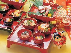 お食い初め膳(No.506)※小鯛付