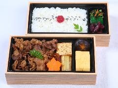 特選牛すき焼き弁当 淡路産国産牛使用(No.9)