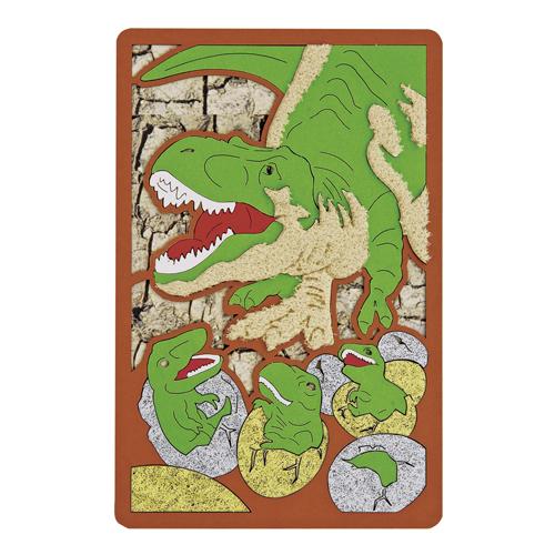 ティラノサウルスと卵(フェルト調)☆
