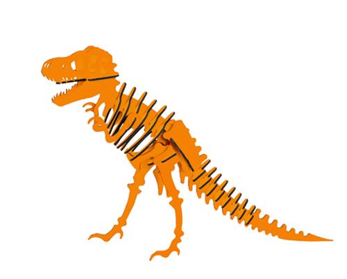 ティラノサウルス【蛍光オレンジ】