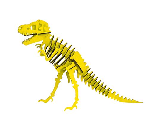 ティラノサウルス【蛍光イエロー】