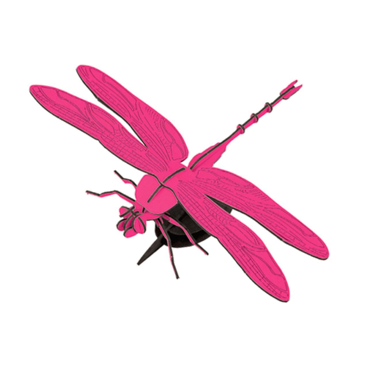 トンボ【蛍光ピンク】(ディスプレイスタンド付)☆