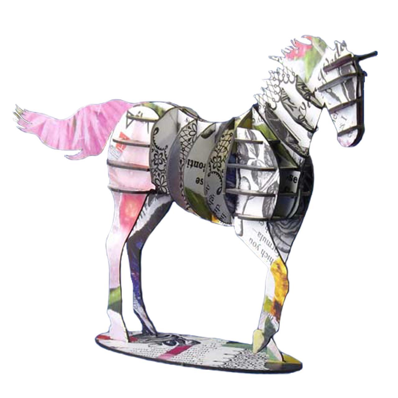 馬(走りポーズ)カラー☆