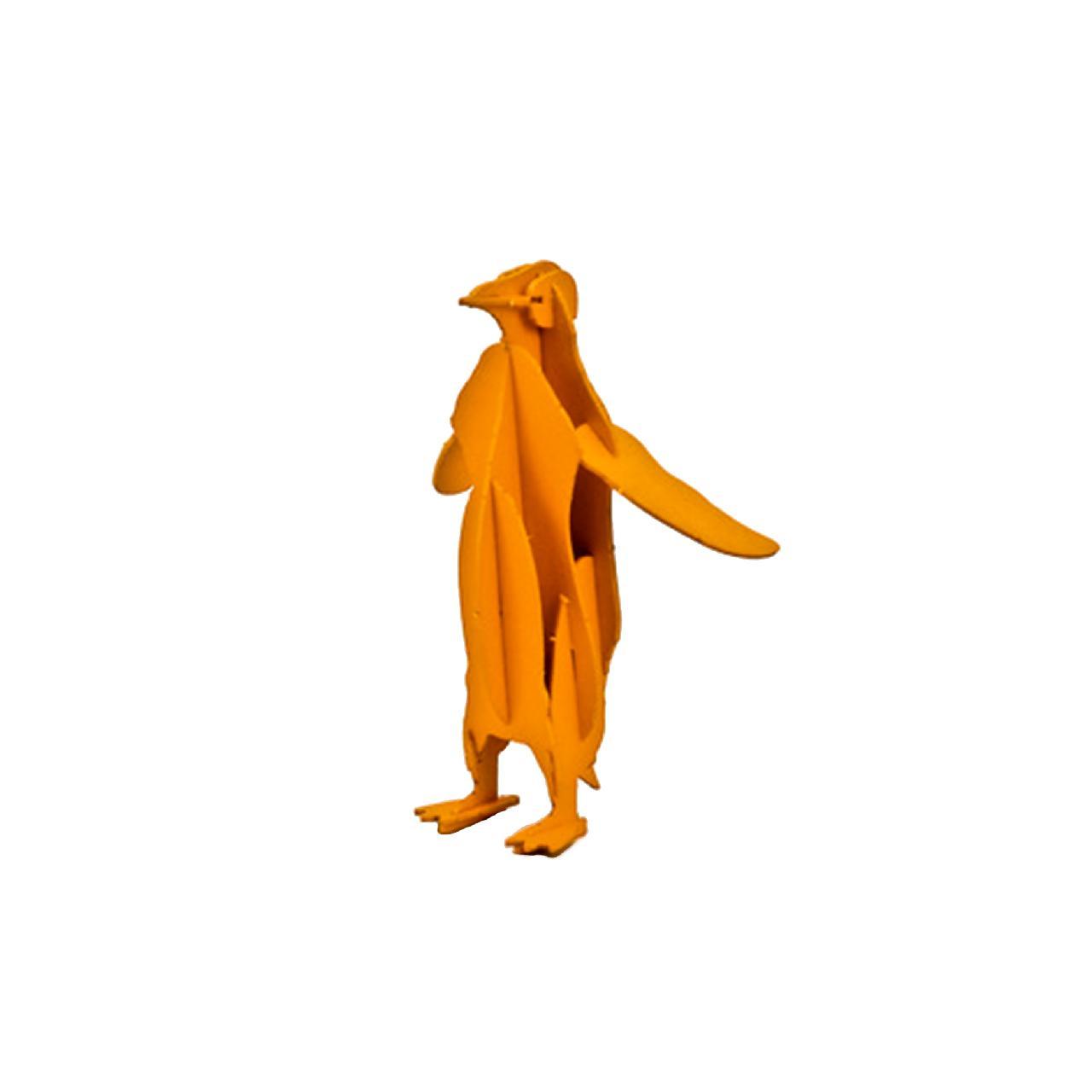 ペンギン【オレンジ】☆
