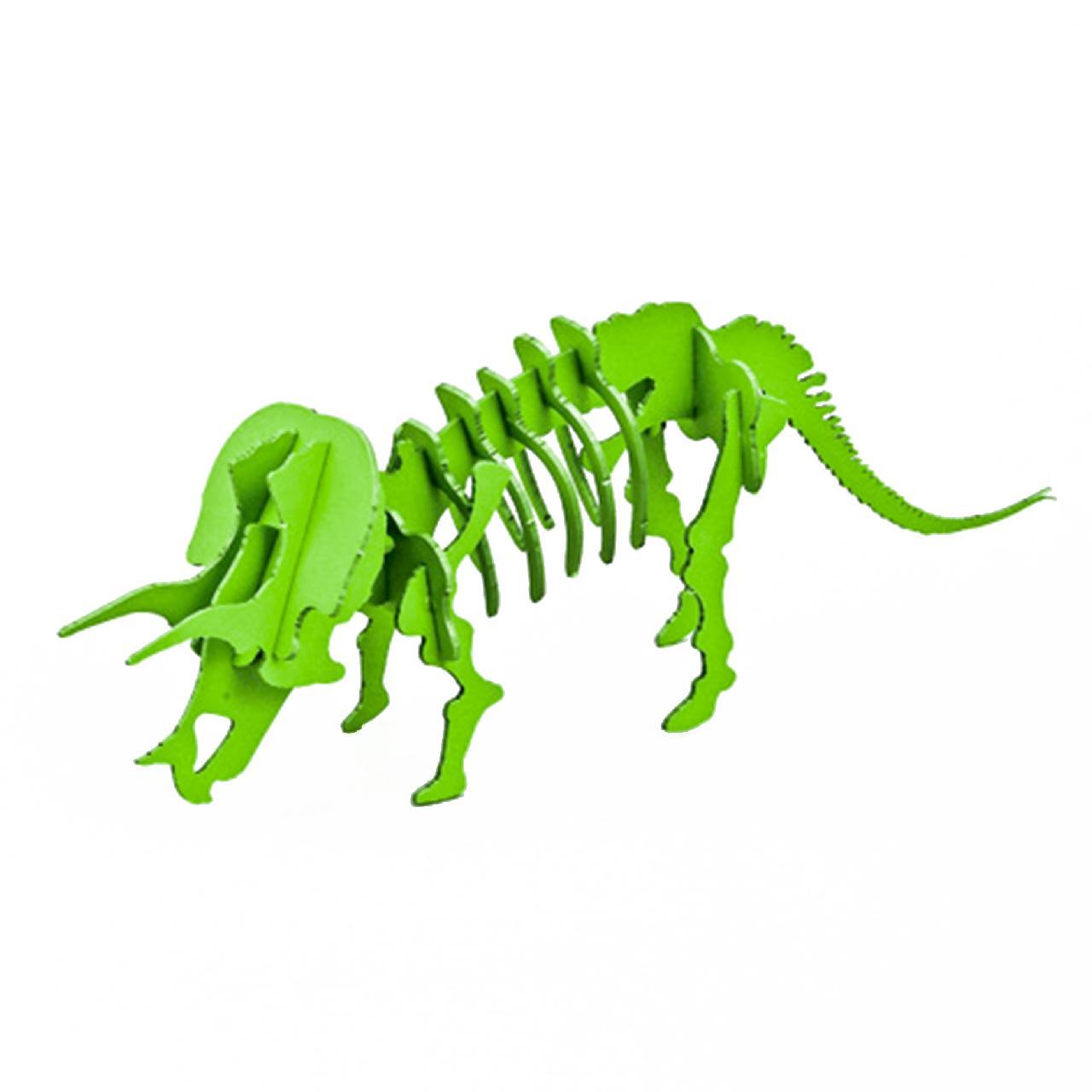 トリケラトプス【緑】☆
