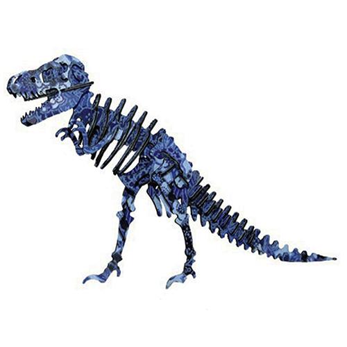 <越前和紙>ティラノサウルス-1和紙張