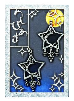 <メルヘン>夜空のお星さま