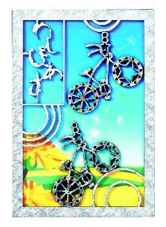 <メルヘン>自転車