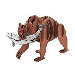 木彫らない熊<ヒグマ>