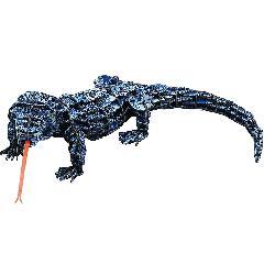 DXコモドドラゴン越前和紙<藍>(MOVE)