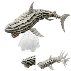 DXホオジロザメ(MOVE)グレー