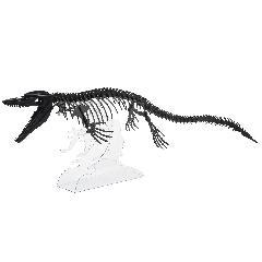 モササウルス(台座付)<ブラック>