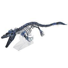 <越前和紙>モササウルス(台座付)<藍>
