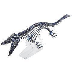 <越前和紙>モササウルス(台座付)<藍金>