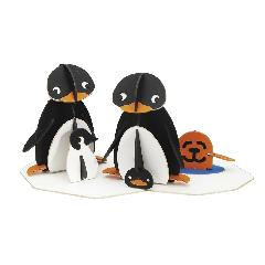 kawaii ペンギン親子