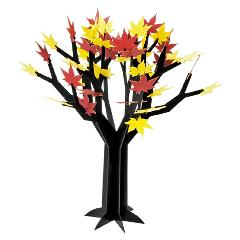 デコツリー<秋の木>