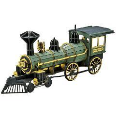 蒸気機関車<グリーン>☆