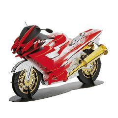 レーサーバイク(台付)<レッド>☆