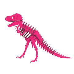 ティラノサウルス【蛍光ピンク】☆