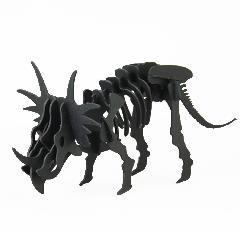 スティラコサウルス【ブラック】