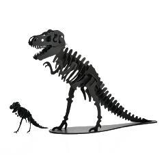 <超BIG>ティラノサウルス(台付)