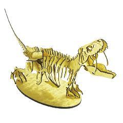 NEW-ティラノサウルス-C ゴールド