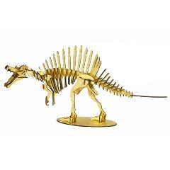 スピノサウルス<ゴールド>専用台付