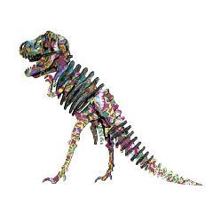 <越前和紙>ティラノサウルス-2和紙張