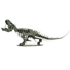 NEW-ティラノサウルス-C(台付)<ダークグリーン>