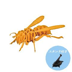 スズメバチ【オレンジ】(専用台座付)☆