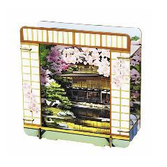 金閣寺(さくら)